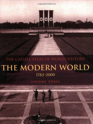 Modern World 1783-2000: v.3 by Andromeda
