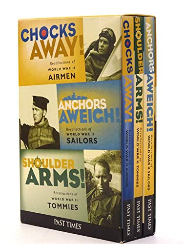 Chocks away 3 Book Set By Roger A. Freeman