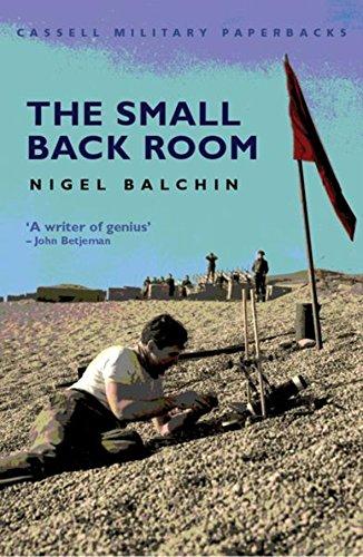 The Small Back Room By Nigel Balchin