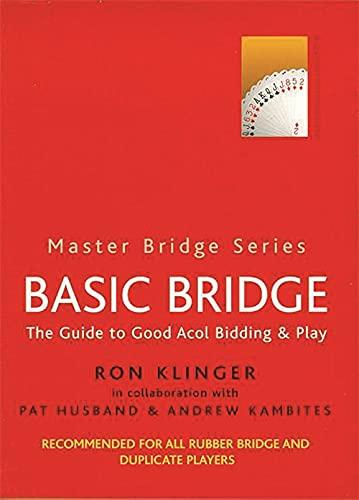 Basic Bridge by Ron Klinger