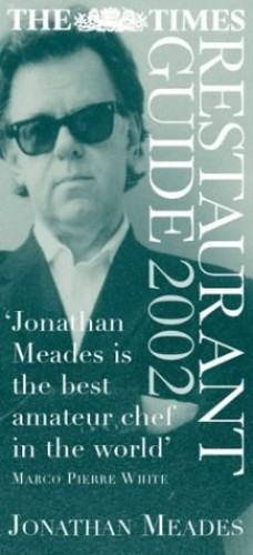 Times Restaurant Guide By Jonathan Meades