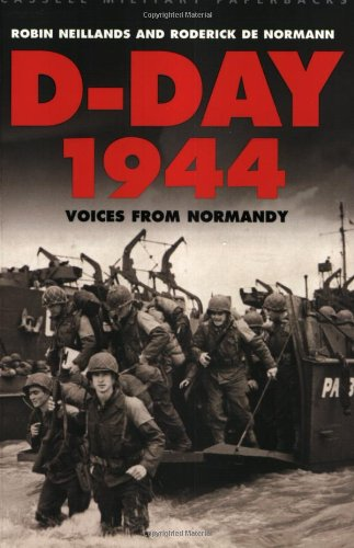 D-Day 1944 By Robin Neillands