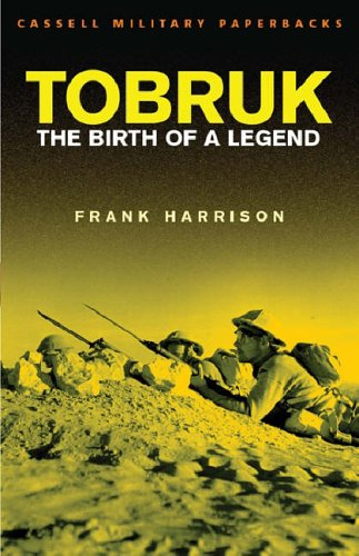 Tobruk By Frank Harrison
