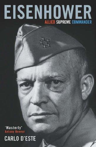 Eisenhower By Carlo D'Este