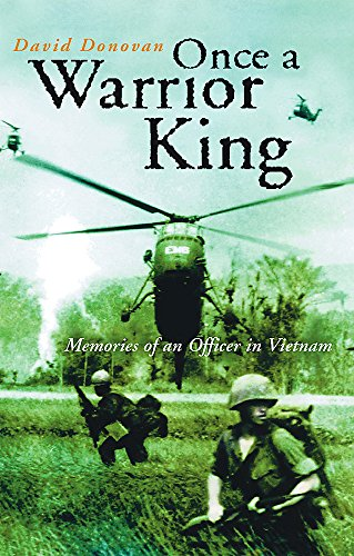 Once A Warrior King By David Donovan