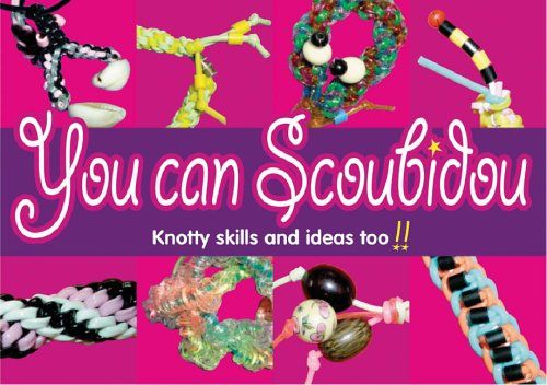 You Can Scoubidou: Knotty Skills and Ideas Too!! By Val Mitchell