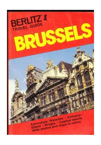 Berlitz Travel Guide to Brussels by