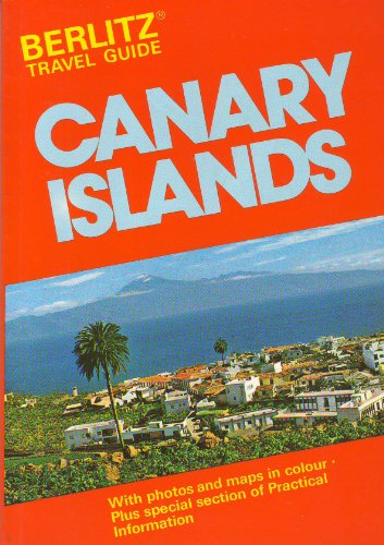 Berlitz Travel Guide to the Canary Islands
