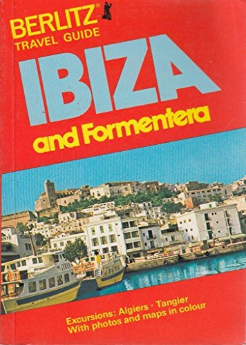 Berlitz Travel Guide to Ibiza and Formentera