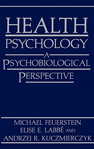 Health Psychology By Michael Feuerstein