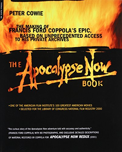 The Apocalypse Now Book By Peter Cowie