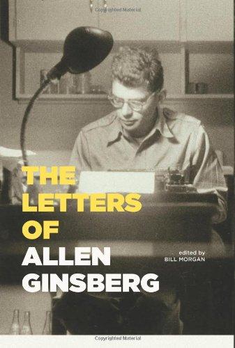 The Letters of Allen Ginsberg von Allen Ginsberg