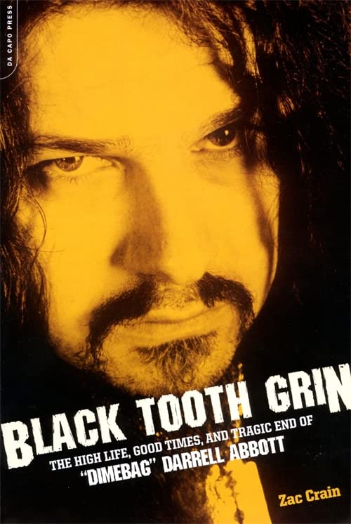 Black Tooth Grin By Zac Crain