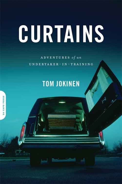 Curtains By Tom Jokinen