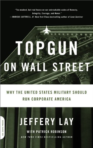 TOPGUN on Wall Street By Lieutenant Commander Jeffery Lay