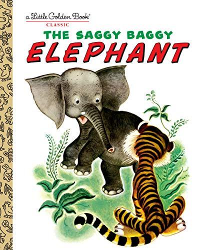 LGB The Saggy Baggy Elephant By Byron Jackson