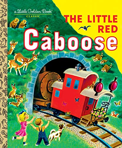 LGB The Little Red Caboose By Marian Potter