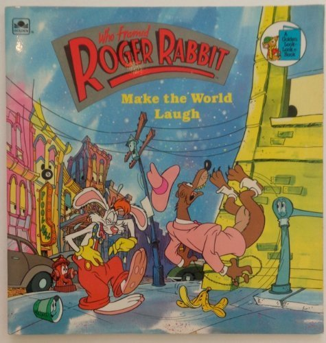 Roger Rabbit Make the World Laugh by