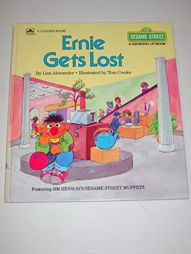 Ernie Gets Lost By Liza Alexander