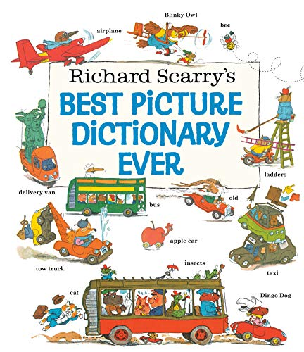 Best Picture Dictionary Ever By Richard Scarry