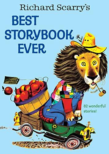 Richard Scarry's Best Storybook Ever von Richard Scarry