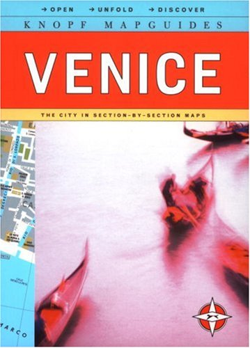 Knopf Mapguide Venice By Created by Knopf Guides
