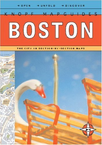 Knopf Mapguides Boston By Knopf Guides