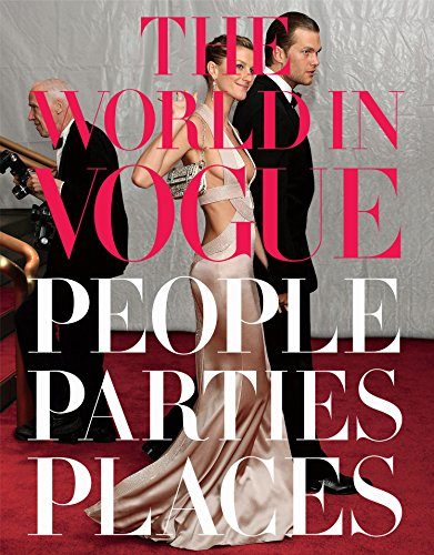 The World In Vogue By Hamish Bowles