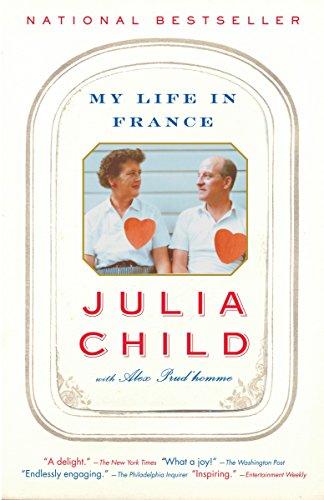 My Life in France von Julia Child