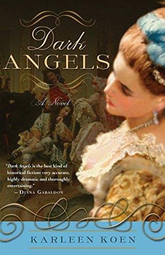 Dark-Angels-Tamworth-Saga-by-Koen-Karleen-Book-The-Cheap-Fast-Free-Post