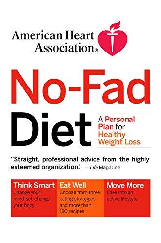 American Heart Association No-Fad Diet By American Heart Association