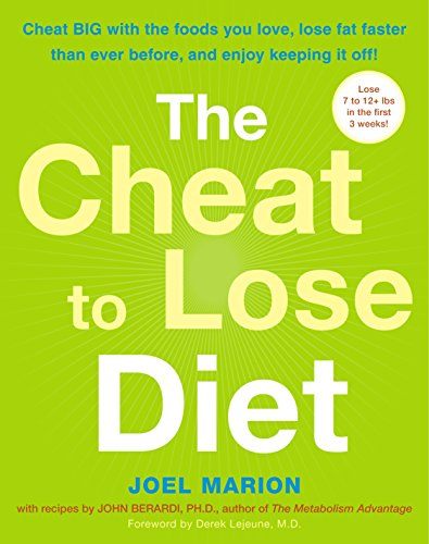 The Cheat to Lose Diet By Joel Marion