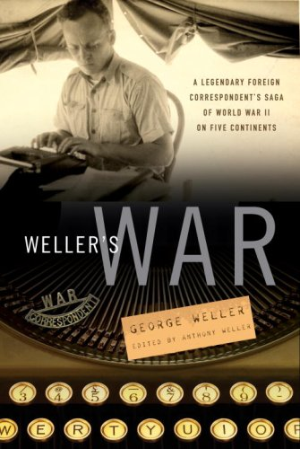 Weller's War By George Weller
