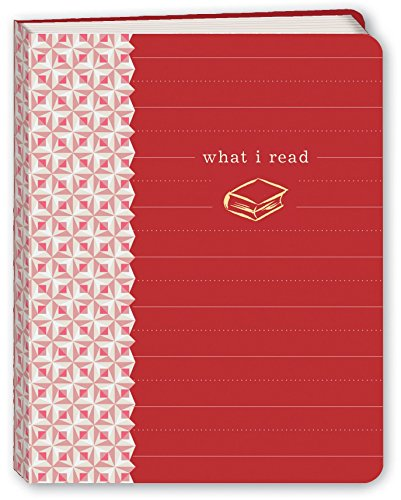 What I Read (Red) Mini Journal by Potter Style