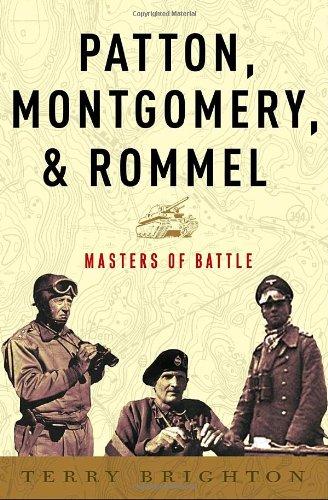 Patton, Montgomery, Rommel von Terry Brighton