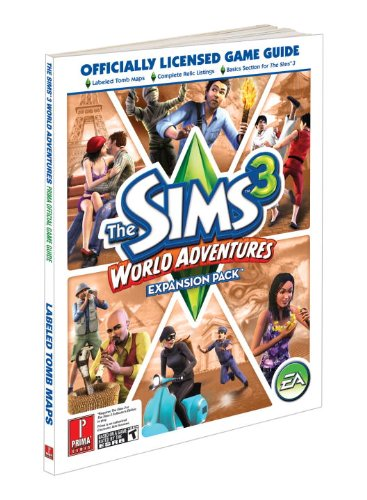 The Sims 3: World Adventure By Catherine Browne