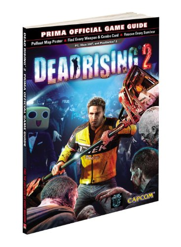 Dead Rising 2 Official Game Guide By Stephen Stratton