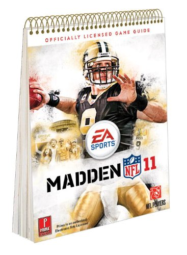 Madden NFL 11 By Prima Games