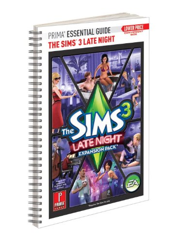 The Sims 3 Late Night By Prima Games
