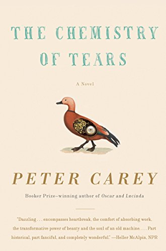 The Chemistry of Tears By Visiting Professor Peter Carey