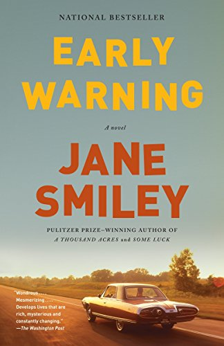 Early Warning By Professor Jane Smiley