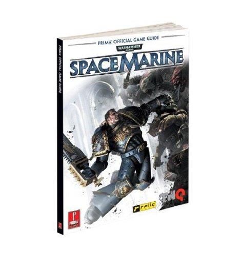 Warhammer 40,000: Space Marine By Michael Knight