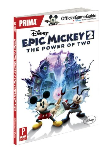 Disney Epic Mickey 2: The Power of Two By Michael Searle