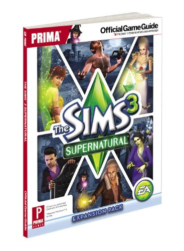 The Sims 3 Supernatural By Catherine Browne