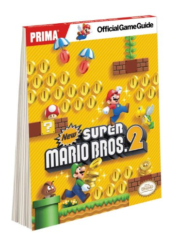 New Super Mario Bros. 2 Official Prima Game Guide