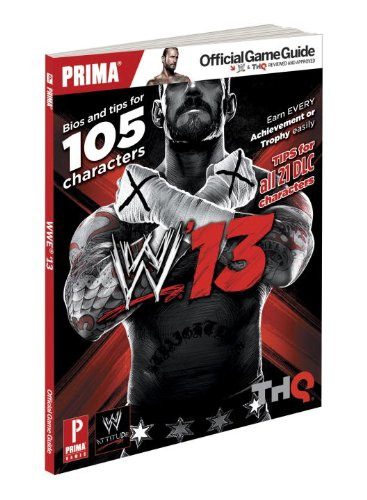 WWE 13 By Matt Sumpter