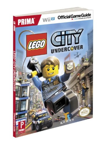 Lego City Undercover (Prima Official Game Guides) By Stephen Stratton