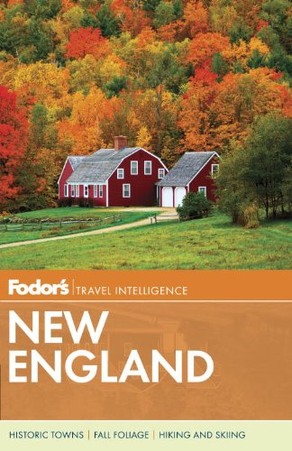 Fodor's New England By Fodor Travel Publications