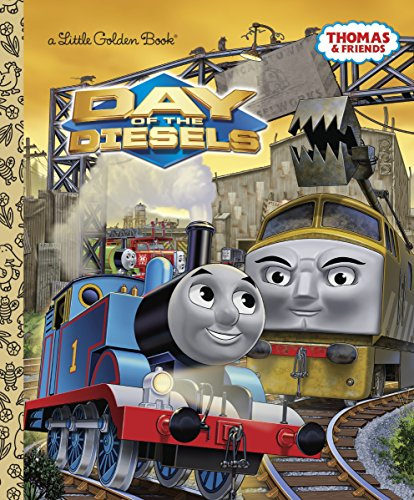 Day of the Diesels By REV W Awdry