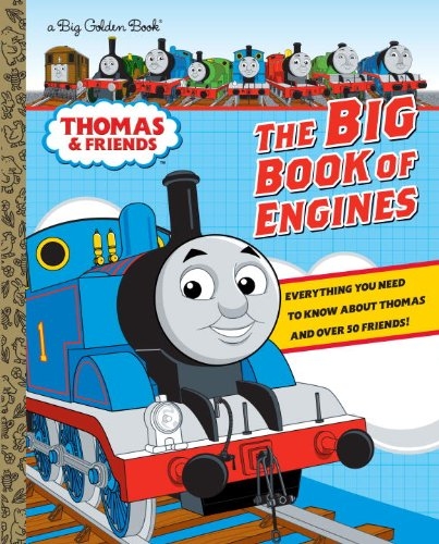 The Big Book of Engines By REV W Awdry